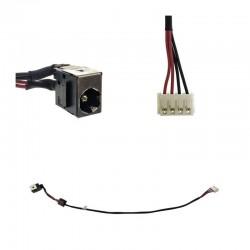 connecteur d'alimentation dc jack pour ibm lenovo ideapad g560 g550