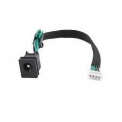connecteur dc jack toshiba satellite c650 series 6017b0258101