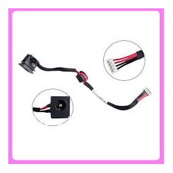 connecteur d'alimentation dc jack toshiba satellite pro l350