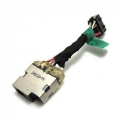 connecteur d'alimentation dc jack hp pavilion 15-p 15-n