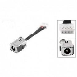connecteur dc jack hp mini 210-1000 series 6017b020