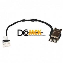 connecteur d'alimentation dc jack dell latitude 3340 3350