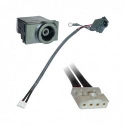 connecteur dc jack samsung r520 series k0s00